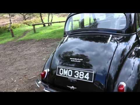 Morris Minor 1000 1957