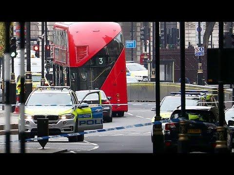 Λονδίνο: Έρευνα της αντιτρομοκρατικής για το περιστατικό έξω από τη βουλή…