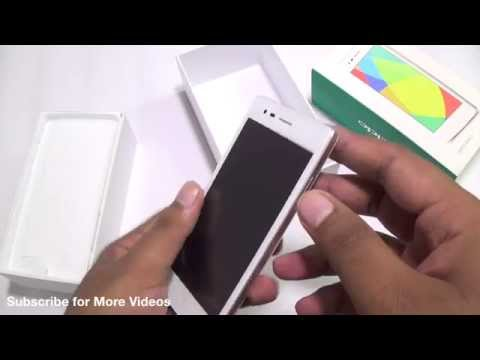 Oppo Neo 5 2015 Unboxing & Hands on