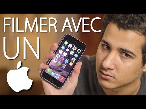 Sofyan - Filmer avec un iPhone