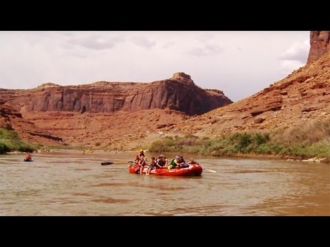 Colorado River Rafting Half Day PM - Moab, Utah