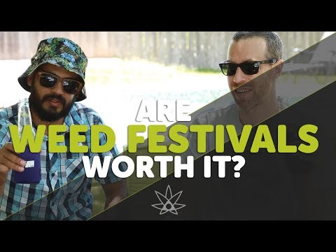 Do Weed Festivals Suck?