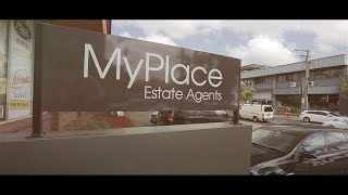This is MyPlace - We love real estate - we know it and we show it with everything we do.