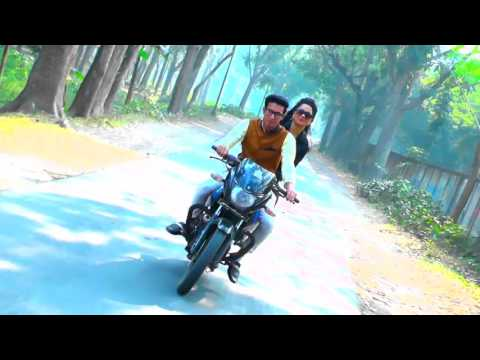Valobashi By Akash ft Nishat Official Music Video 2016 HD 720p 01714616240