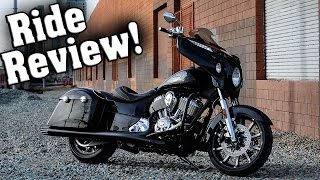 1. 2017 Indian Chieftain Limited Review / Indian Chieftain Limited First Ride