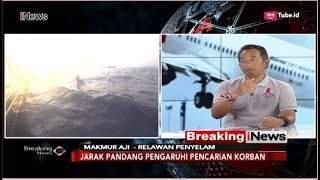 Video Cerita Penyelam Relawan Saat Lakukan Pencarian Lion Air PK-LQP - Breaking iNews 06/11 MP3, 3GP, MP4, WEBM, AVI, FLV November 2018