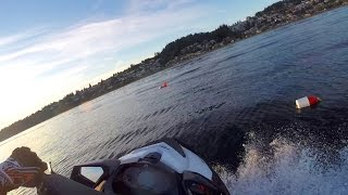 3. Seaside Sea-Doo Slalom