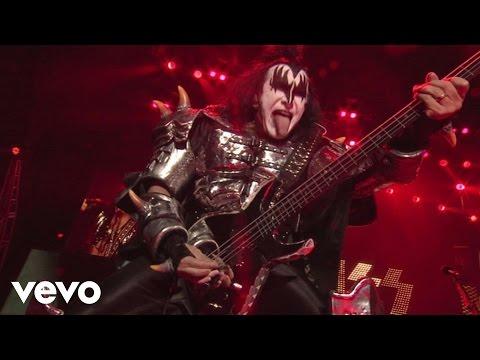 Tekst piosenki Kiss - Right Here Right Now po polsku