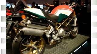 10. Ducati MonsterS4RS Tricolore - Specs, Info