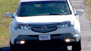2007-2013 Acura MDX Review From Consumer Reports