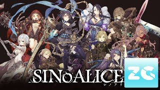 SINoALICE (JP) Android IOS Gameplay HDDownloadGoogle Play : https://play.google.com/store/apps/details?id=jp.co.pokelabo.sinoaliceApp Store : https://itunes.apple.com/jp/app/id1211063618Donate To Supporthttps://twitch.streamlabs.com/zrueger