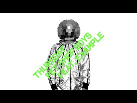 Pet Shop Boys - Thursday (Eddie Amador Remix)