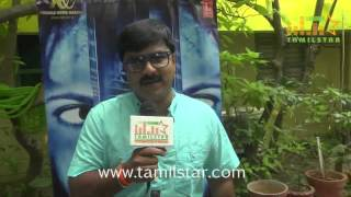 Vijay Anand at Dhigil Movie Audio Launch
