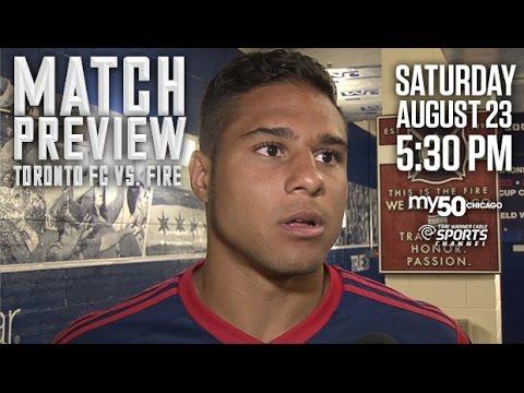 Video: Quincy Amarikwa and Matt Watson talk Toronto FC | Match Preview