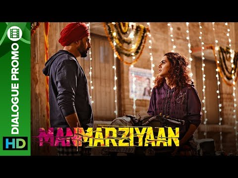 Will Vicky find someone like Rumi? | Manmarziyaan | Dialogue Promo | Abhishek, Taapsee, Vicky