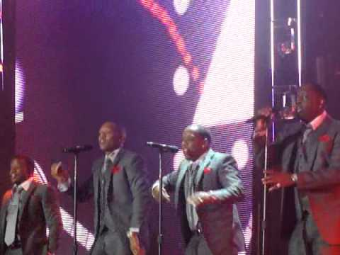 """NEW EDITION """"YOU'RE NOT MY KIND OF GIRL"""" @ ESSENCE MUSIC FESTIVAL 2013"""