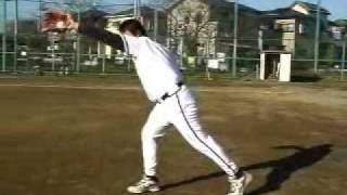 【小学生】キャッチボール捕球