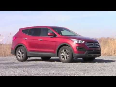 2014 Hyundai Santa Fe Sport Test Drive and Review