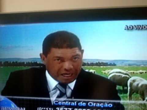 Resposta do Apostolo Valdomiro as acusações feitas pela rede Globo