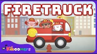 Hurry Hurry Drive the Firetruck