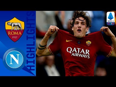 Roma 2-1 Napoli   Giallorossi Hold on to Earn Valuable 3 Points   Serie A