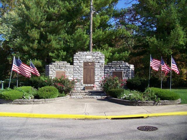 The  Addyston  War  Memorial