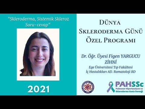 Dr. Figen Hocamızla Dr. Figen Hocamızla Skleroderma Soru - Cevap - Dünya Skleroderma Günü Özel Programı - 2021.06.29