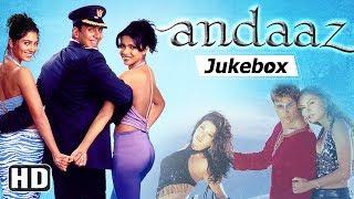 Andaaz (2003) Songs - Akshay Kumar - Priyanka Chopra - Lara Dutta - Nadeem Shravan Bollywood Hits