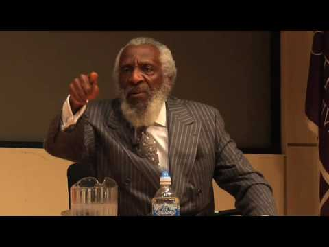 stillgoingstrong - http://chicagohumanities.org - See more Chicago Humanities Festival events. Its hard to predict whether Dick Gregory will be most celebrated as a path-breaki...