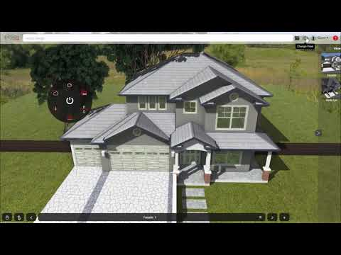 iDesign, a home visualisation tool by Monier Roofing
