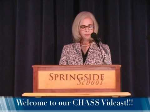 Dr. Priscilla Sands Introducing Renee Chenault-Fattah