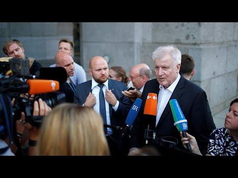 Ende des Asylstreits: SPD und Union einigen sich