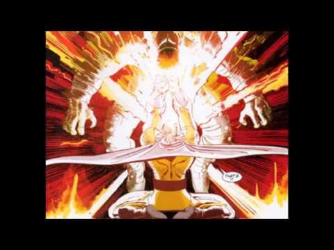 Sentry - Sentry representa a varios seres de la Biblia. Sus habilidades por el momento son aun desconocidas, además de que posee poderes semi divinos. El OST es el má...