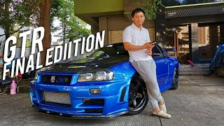 Video Nissan Skyline GTR V-Spec II Nür MP3, 3GP, MP4, WEBM, AVI, FLV Maret 2019