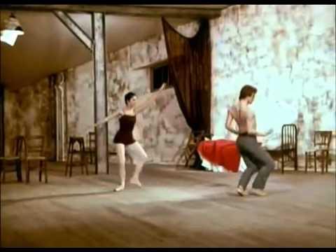 Roland Petit's Le Jeune Homme et la Mort at English National Ballet