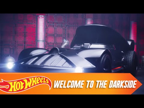 Hot Wheels Unveils LifeSize Darth Vader Car