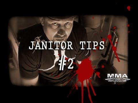 Vladimir Matyüshenko: Janitor Tips #2
