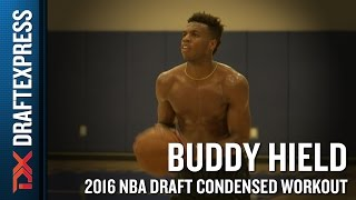 Buddy Hield 2016 NBA Pre-Draft Workout Video (Condensed Version) by DraftExpress
