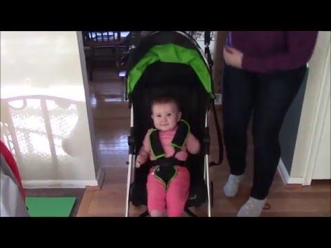 Summer Infant 3D Lite Convenience Stroller Un-boxing Review