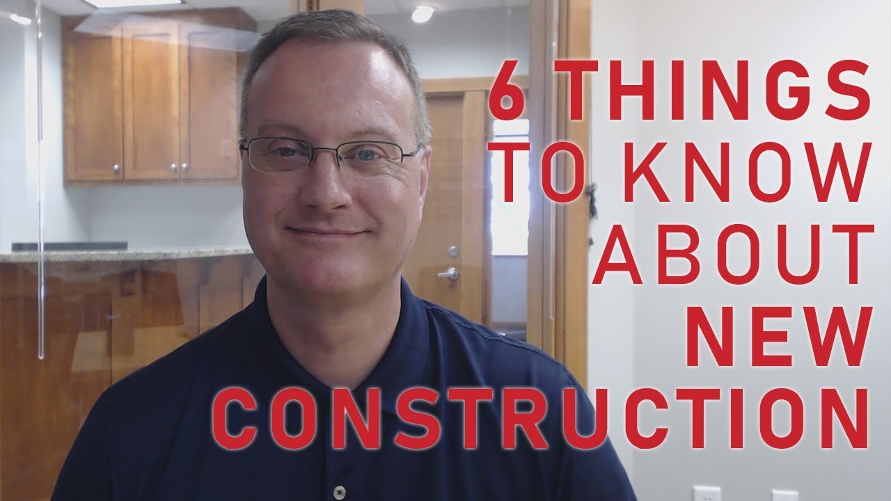 Advice About Purchasing a Newly Constructed Home
