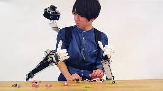 慶大と東大、遠隔二人羽織ロボ開発 視界共有で共同作業(動画あり)