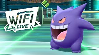 Pokemon Let's Go Pikachu & Eevee Wi-Fi Battle: A Well Played Gengar! (1080p) by PokeaimMD