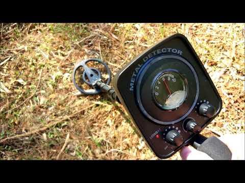 Amzdeal GC-1036 - Metal detector new entry per ragazzi, con luci blu, altoparlante e una mini-pala.