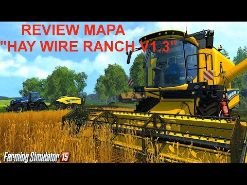 Hay Wire Ranch V1.3