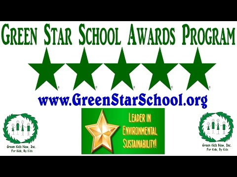 Green Star School Awards Program