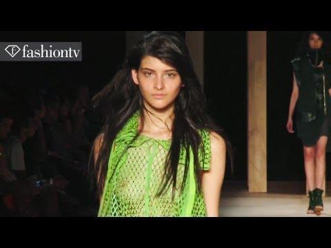 Agatha Spring 2013 Runway Show ft Lais Ribeiro | FFW Fashion Rio - Brazil Fashion Week | FashionTV