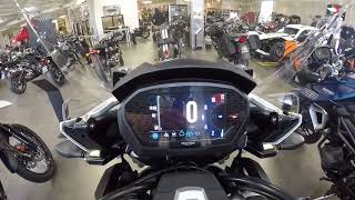 5. NEW 2018 Triumph Tiger 1200 XRT walk around Motoprimo Motorsports