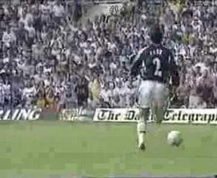 Gran gol de Stephen Carr