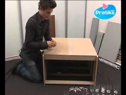 comment demonter tiroir ikea la r ponse est sur. Black Bedroom Furniture Sets. Home Design Ideas