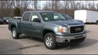 New 2009 GMC Sierra Cincinnati